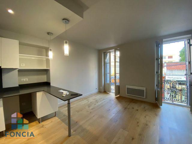 Amenagement Cuisine Couloir Appartement Renove - Immojojo
