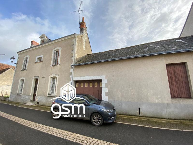 Maison, 118 m² Au co…