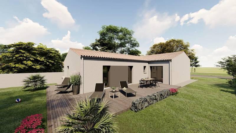 Maison, 108 m² DECOU…