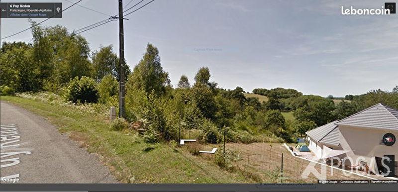 Terrain, 2 600 m² PALAZ…
