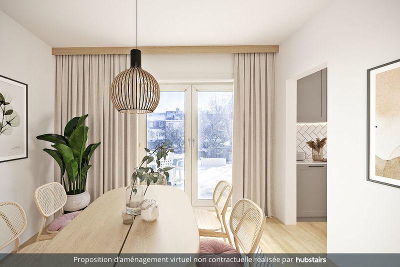 Appartement, 95 m² Situé…