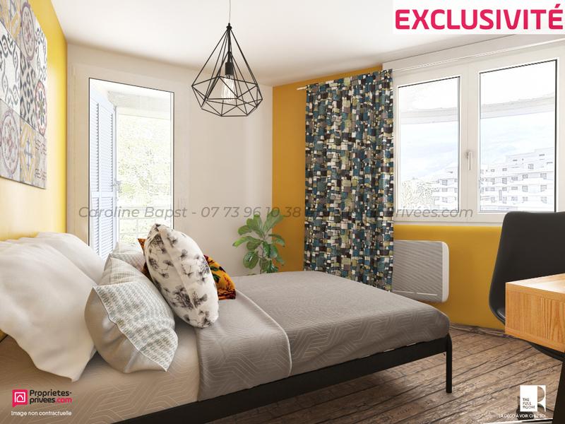 Appartement, 43 m² EXCLU…