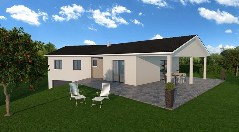 Maison, 92 m² Secte…