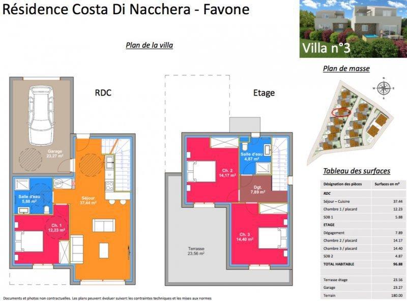 Maison, 96 m² Décou…