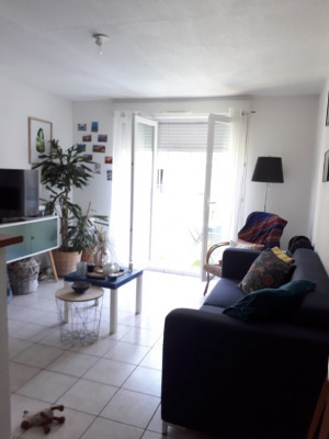 Location Residence Limoges Balcon Aquarelle Immojojo