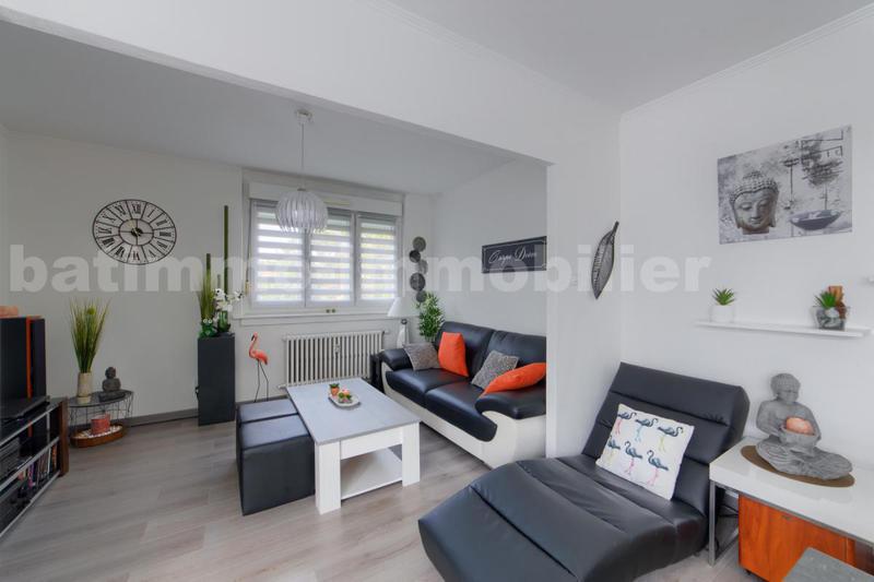 Appartement, 64 m² Thion…