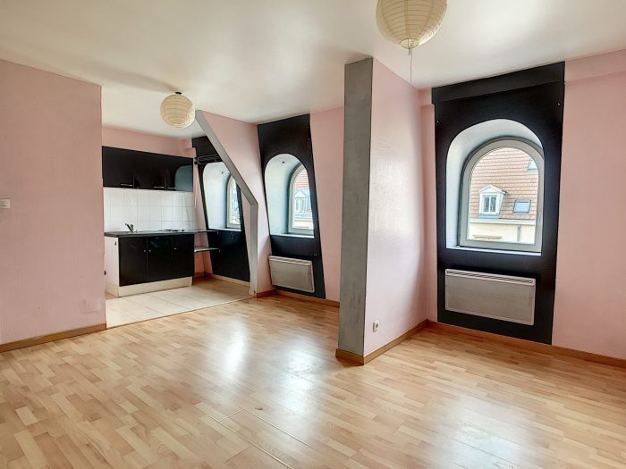 Appartement, 27 m² Immov…