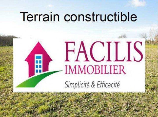 Terrain, 1 400 m² A 15 …