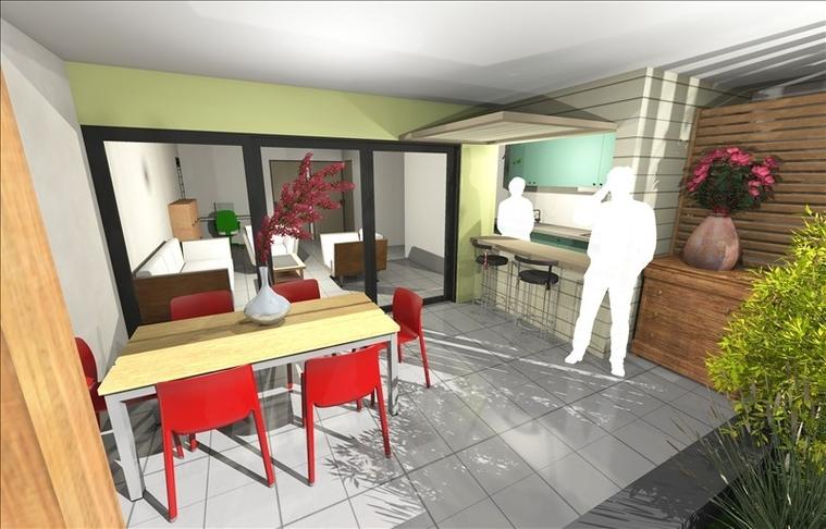 Appartement, 58 m² Appar…