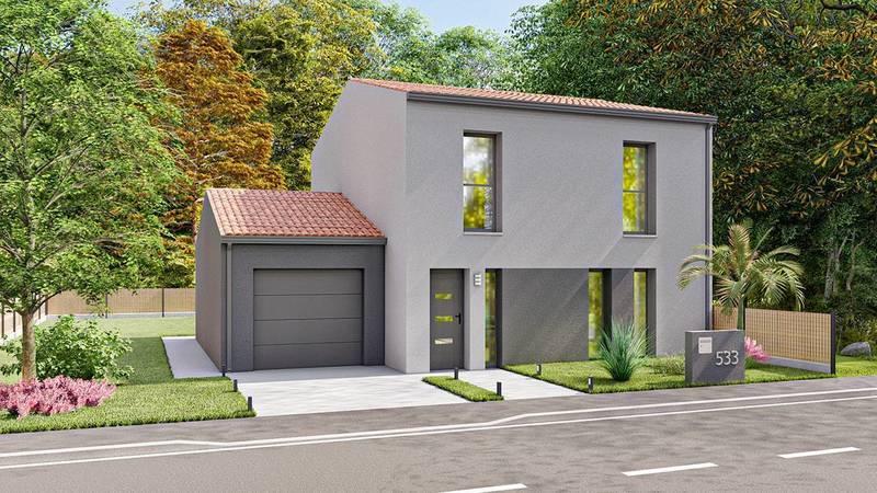 Maison, 118 m² DECOU…