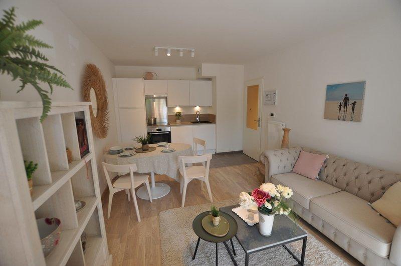 Appartement, 59,45 m² Dans …