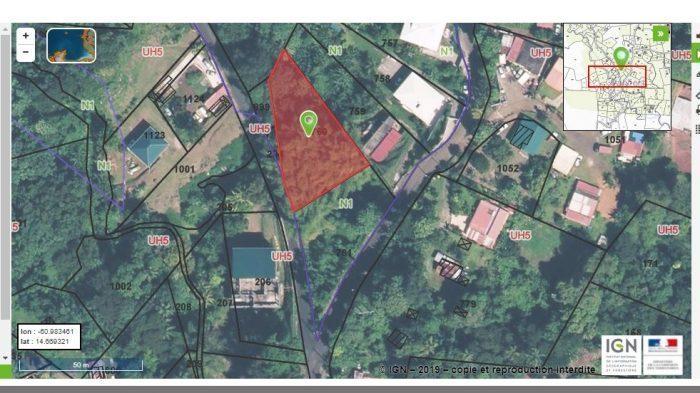 Terrain, 1 313 m² Un be…