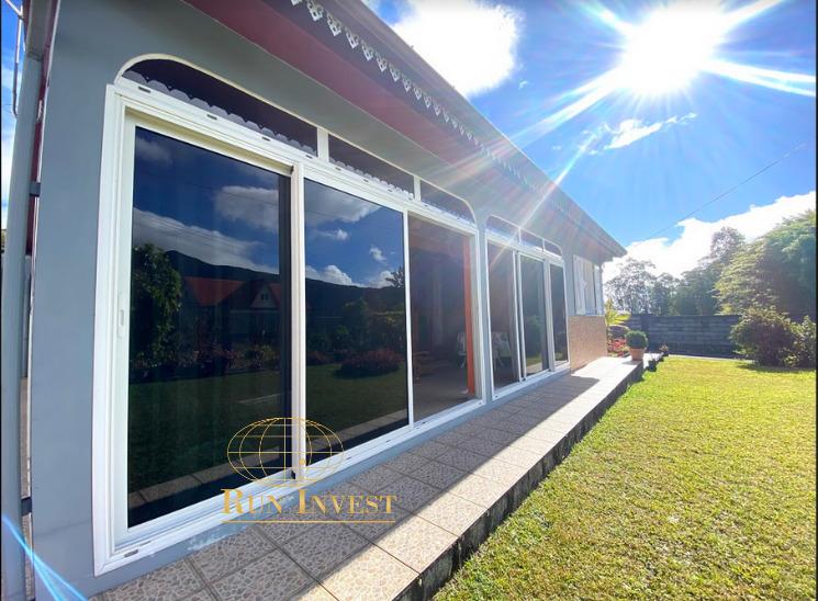 Maison, 125,35 m² RUN I…