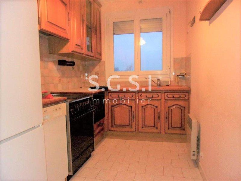 Appartement, 61 m² GARE …