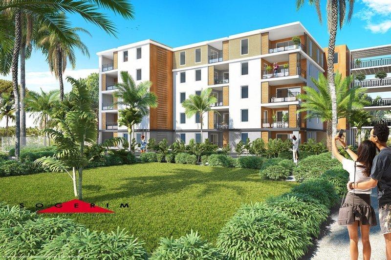 Appartement, 47,93 m² Résid…