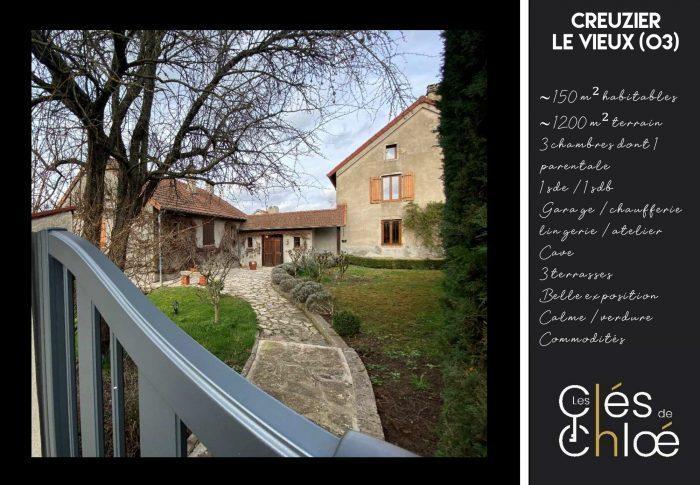 Maison, 150 m² Laiss…