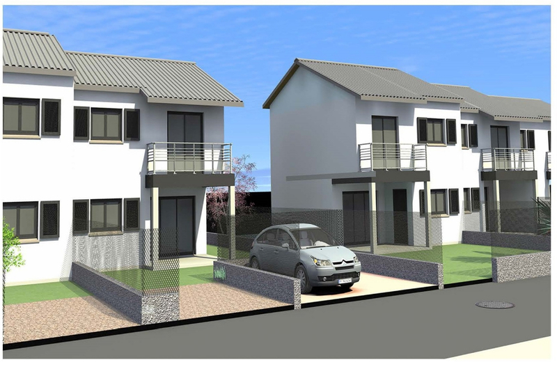 Maison, 90,82 m² A Man…