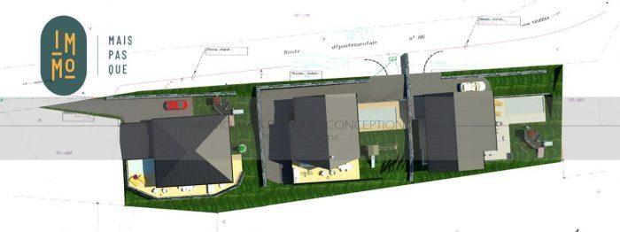 Terrain, 631 m² Décou…