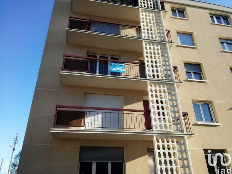 Appartement, 34 m² IAD F…