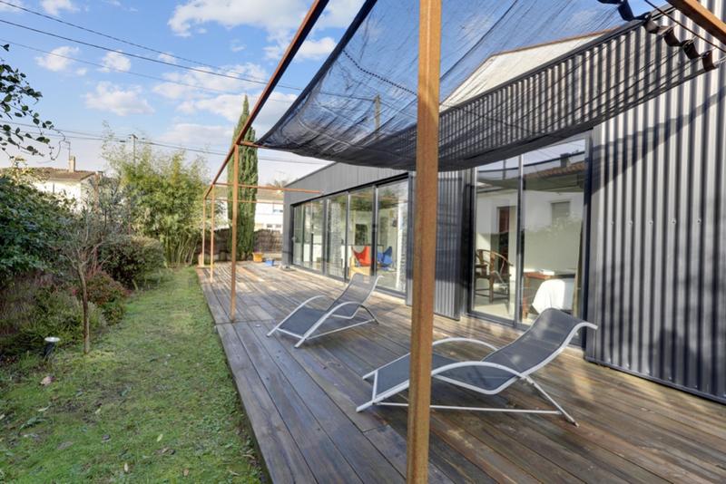 Maison Ultra Moderne Bordeaux - Immojojo