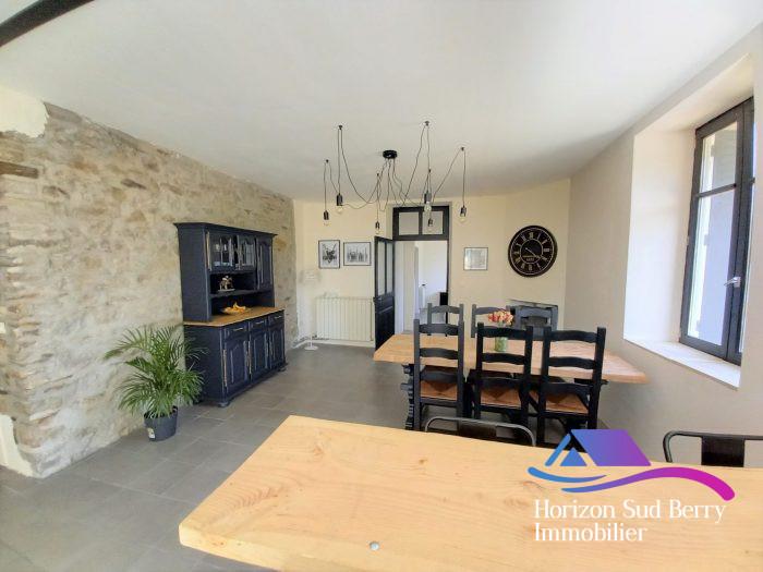Maison, 114 m² Aux p…