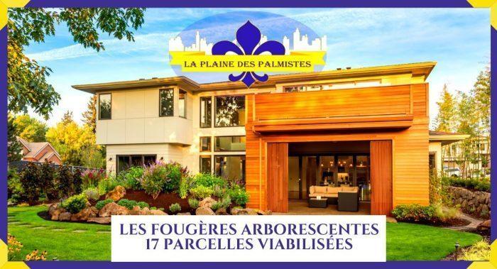 Terrain, 553 m² LA PL…