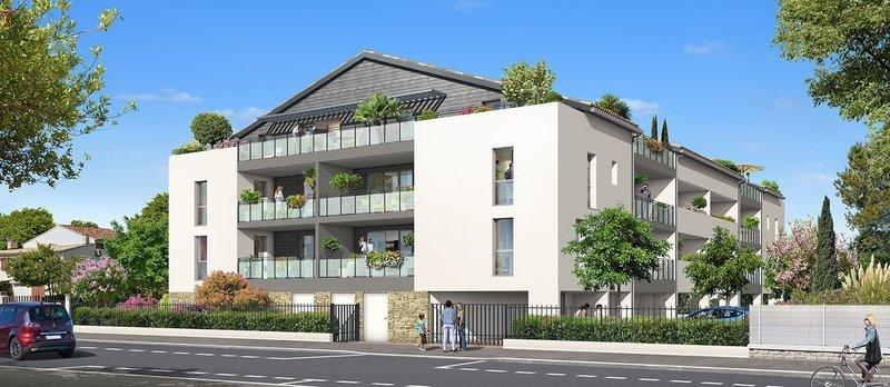 Appartement, 61,65 m² Le Gr…