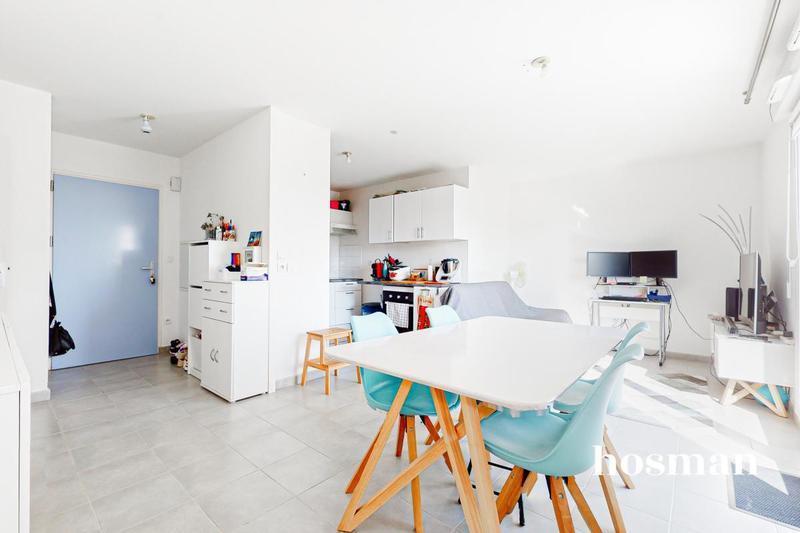 Appartement, 61 m² Hosma…