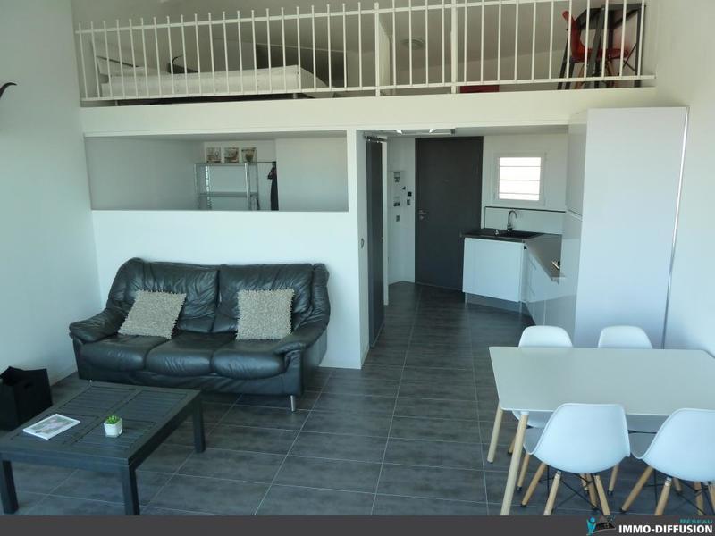 Appartement, 33 m² Fiche…