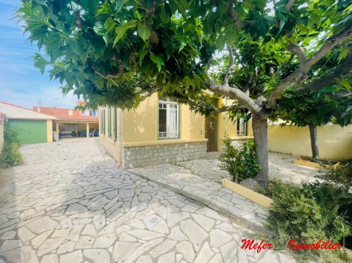 Maison, 106 m² CANET…