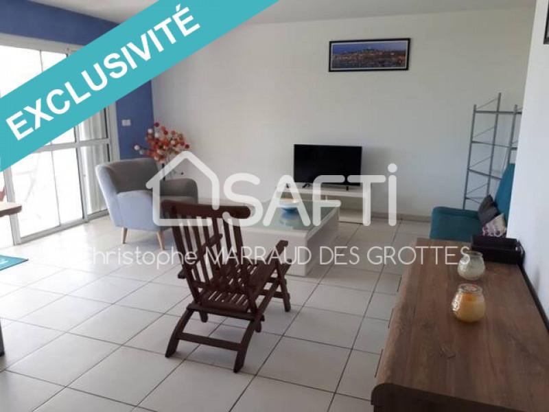 Appartement, 92 m² Au qu…