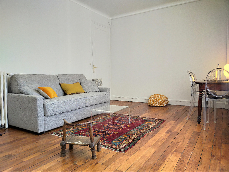 Appartement, 25,32 m² Au pi…