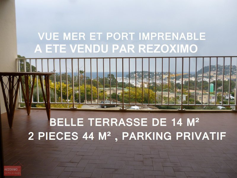 Appartement, 44 m² RESID…