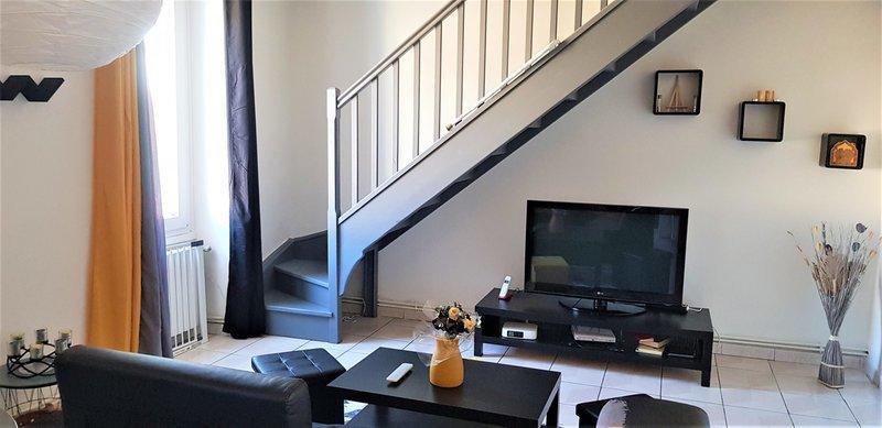 Appartement, 86,87 m² Loire…