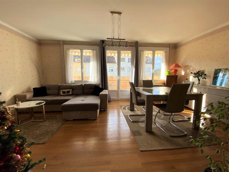 Appartement, 84 m² A deu…