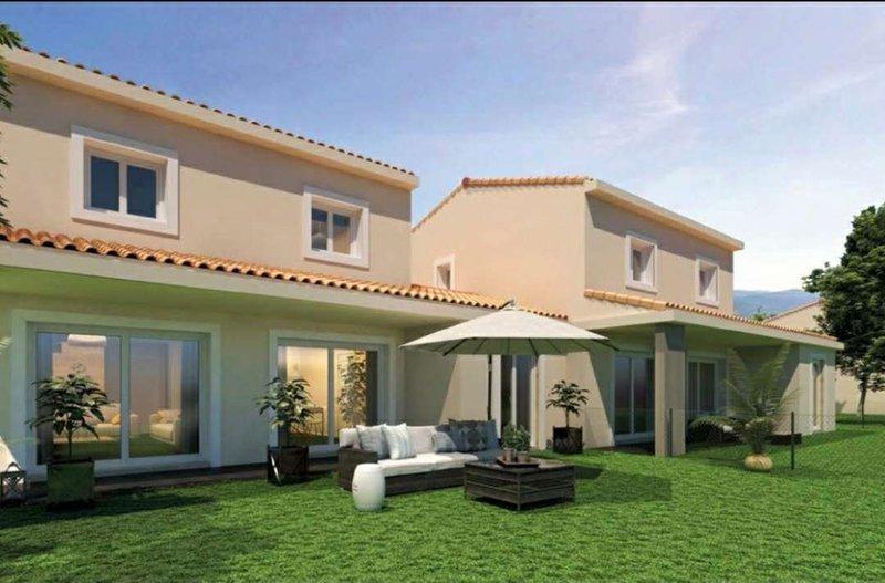 Maison, 92 m² Le Sa…