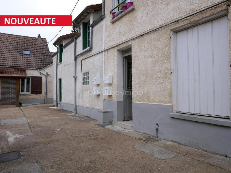 Appartement F4 Rez Jardin Yvelines - Immojojo