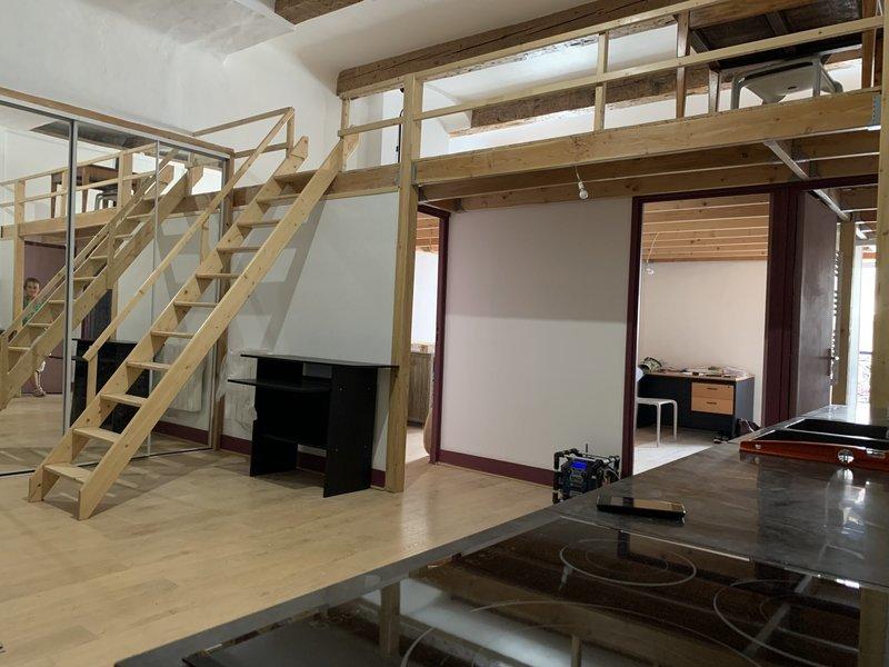Appartement, 62 m² Locat…