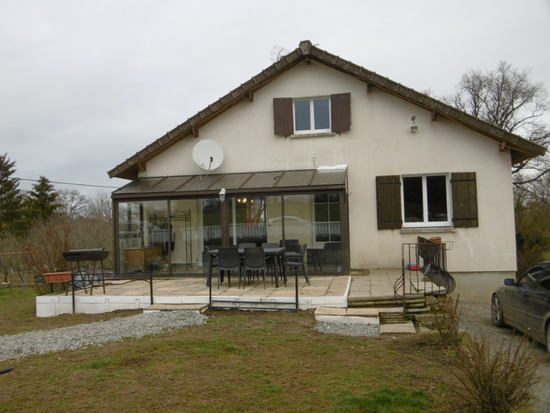 Maison, 94 m² Entre…