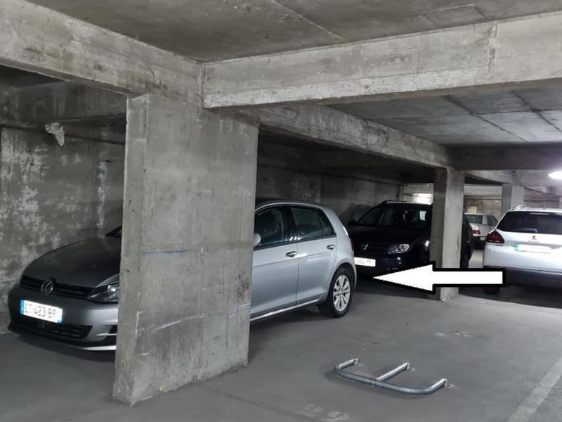 Parking, 12 m² PARIS…