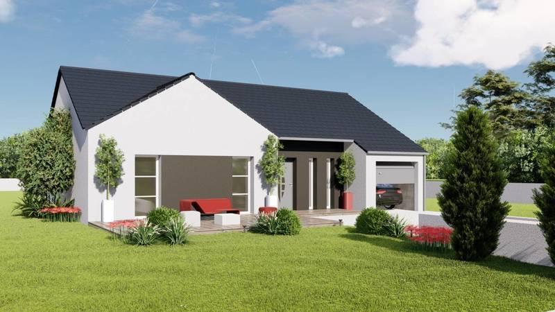 Maison, 98 m² Le No…