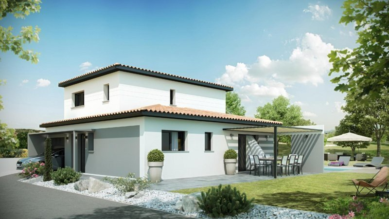 Maison, 100 m² Célia…