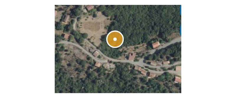 Terrain, 3 483 m² En pl…