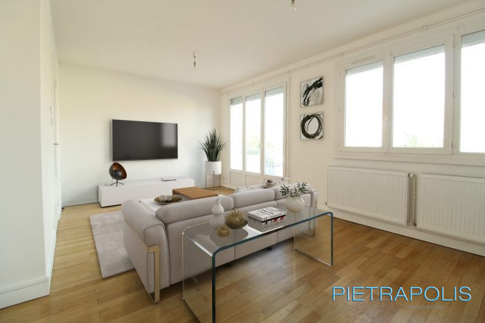 Appartement Rez Jardin Decines Charpieu - Immojojo