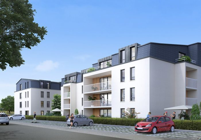 Appartement, 43 m² LE ME…