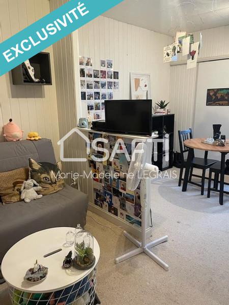 Appartement, 18 m² Paris…