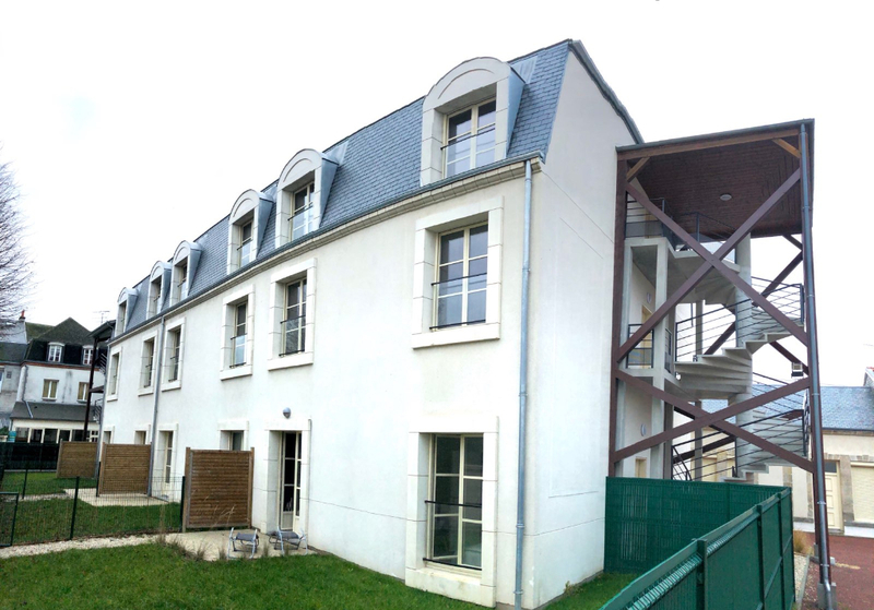 Appartement, 57,62 m² LEX I…