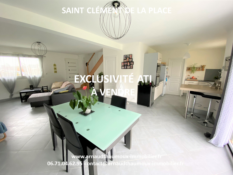 Maison, 98 m² SOUS …