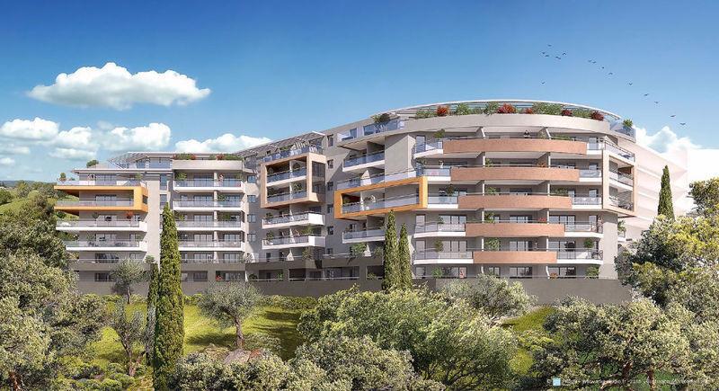 Appartement, 31,45 m² Terra…