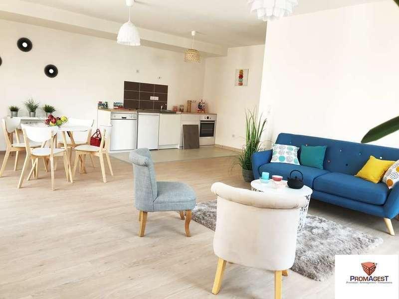 Appartement, 75 m² Justi…